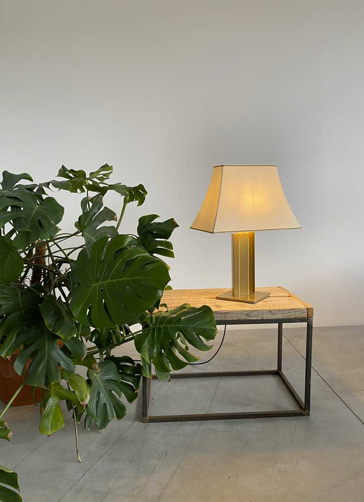 Pagoda: Renzo Serafini Collection - Table Light